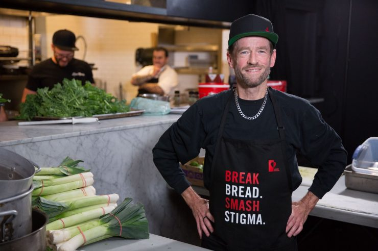 Image for The restaurant kitchen where all the staff have HIV