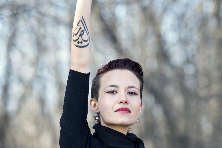 Image for The Lakota martial arts teacher helping native women recover their strength