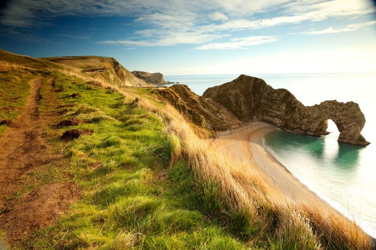 Image for Taking the plunge: five UK wild swimming spots