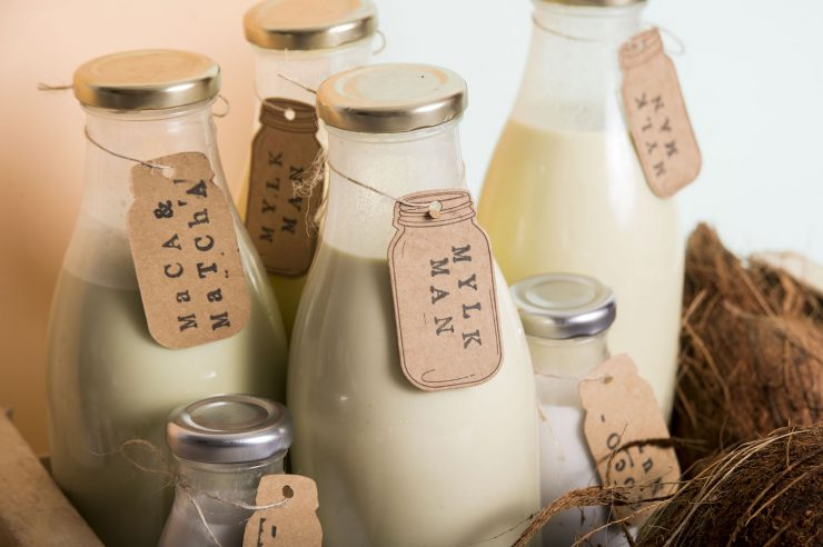 Image for A glass act: the plastic-free 'milk' delivery service