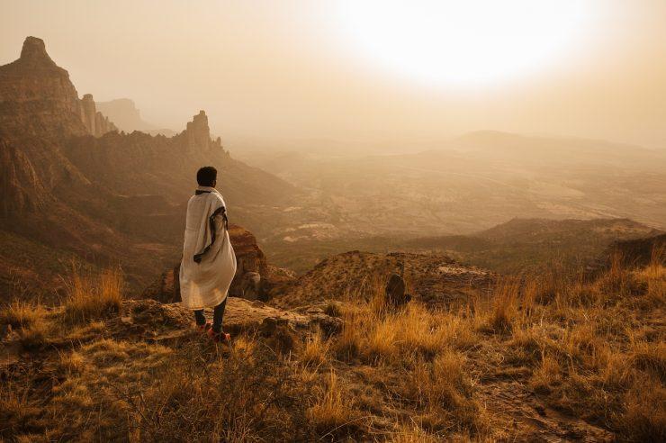 Image for Regreening Ethiopia's drylands