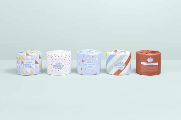Image for The tree-free loo paper company that's on a roll