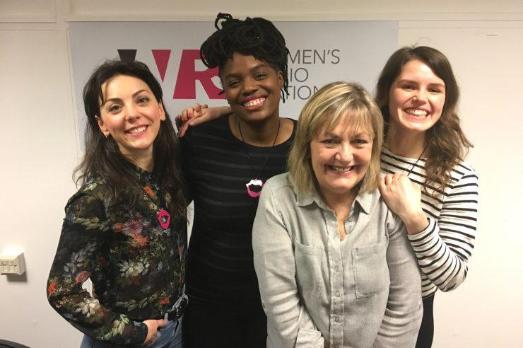 Image for Female-only radio station launches in London