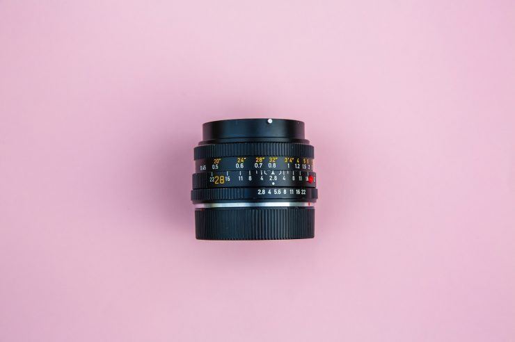 Image for Coping with trauma through a camera lens