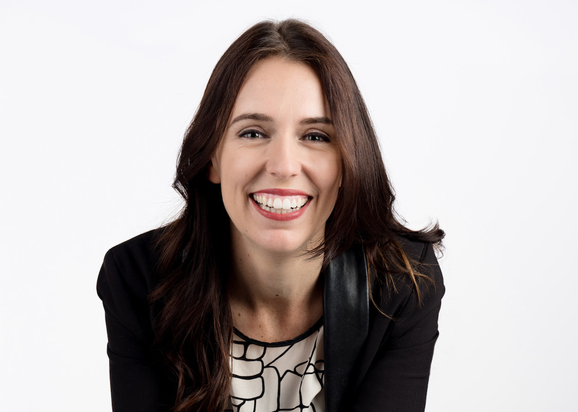 photo New Zealand PM Jacinda Ardern is first world leader on maternity leave