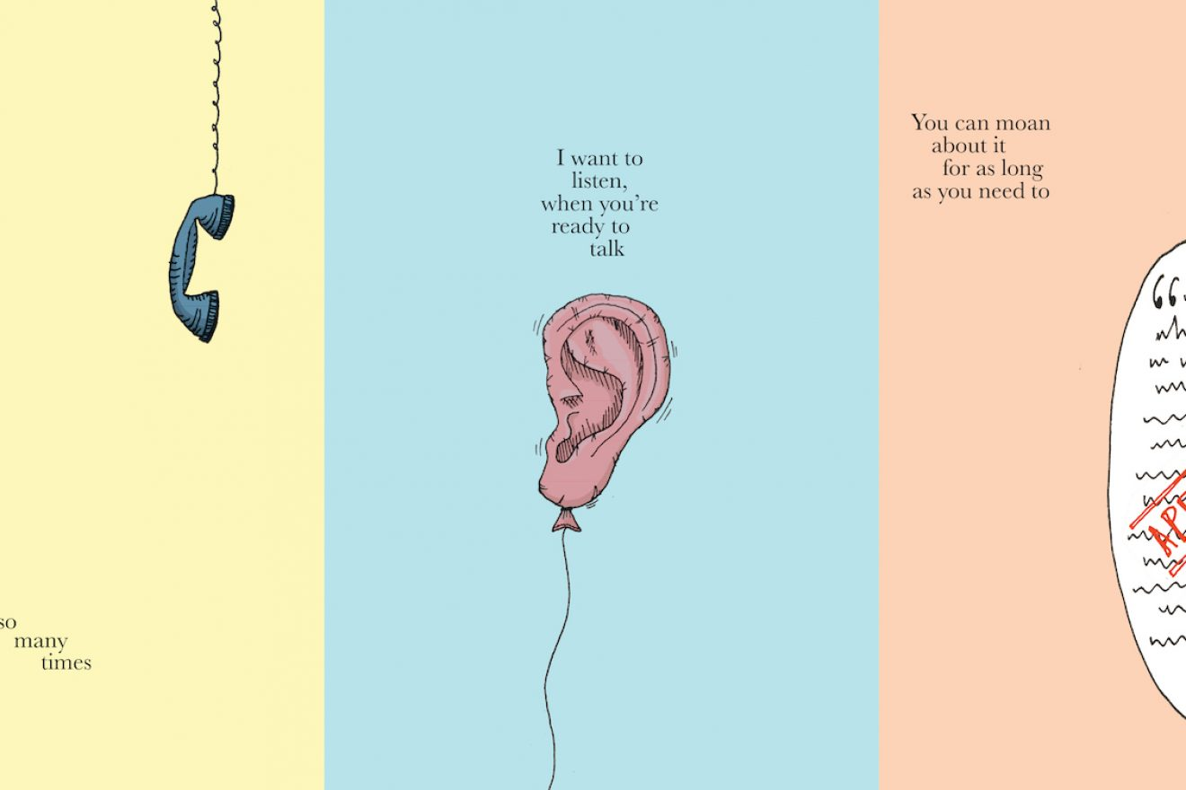 Image for Could 'honest' greeting cards get more people talking?