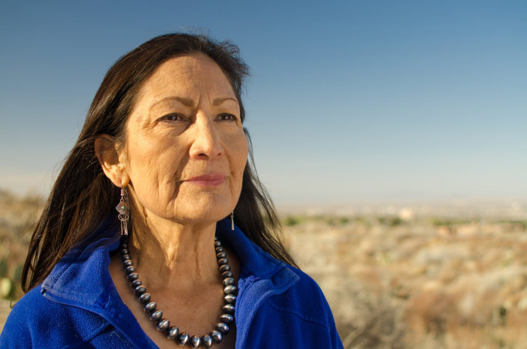 Image for 'I want to make history as the first Native American woman in Congress'