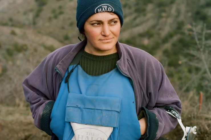 Image for The women who remove deadly landmines