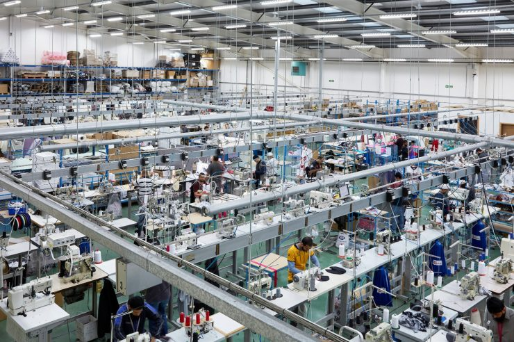 Image for The UK workers' co-op filling in fast fashion's gaps