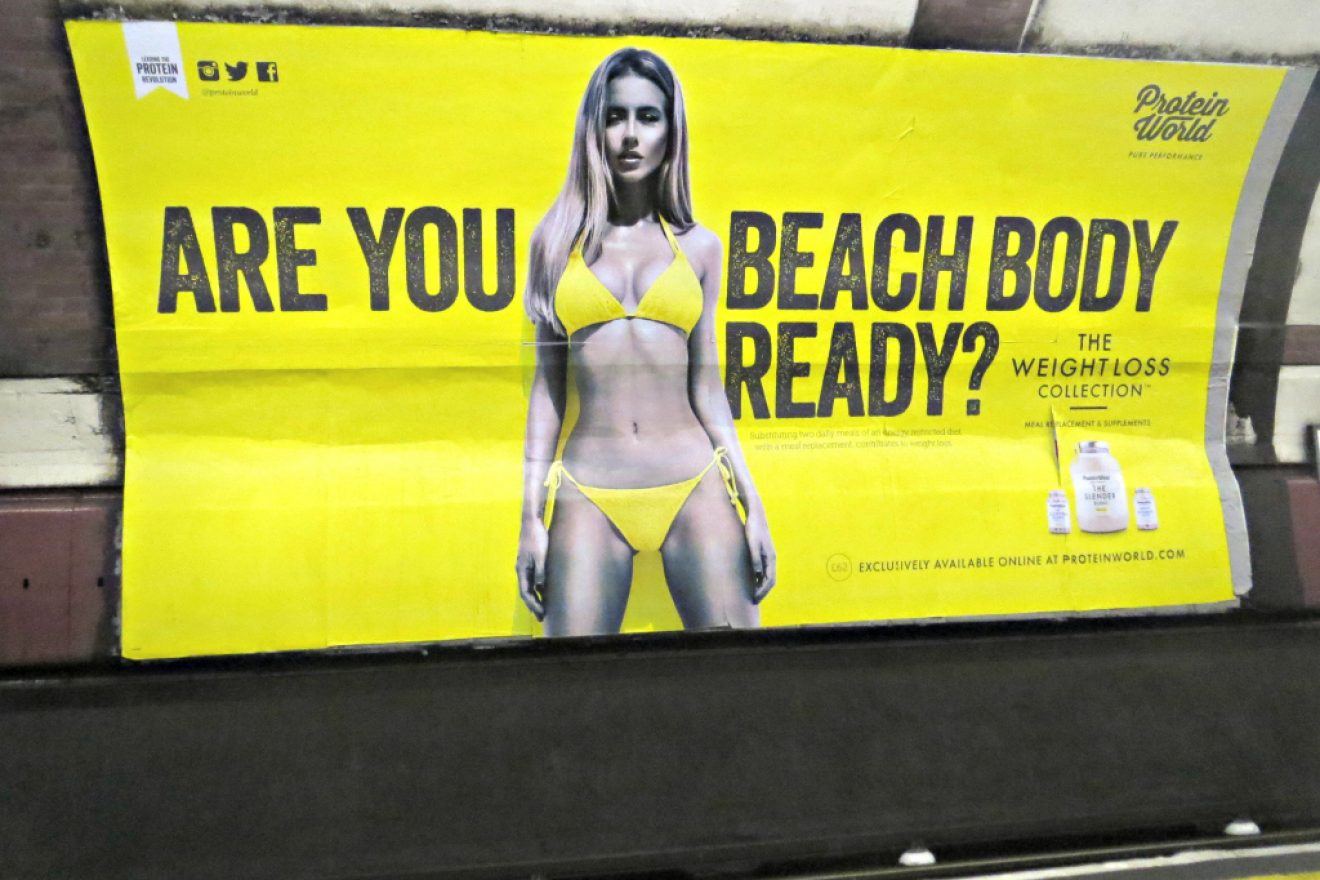 Image for UK advertising watchdog to ban 'harmful' sexist ads