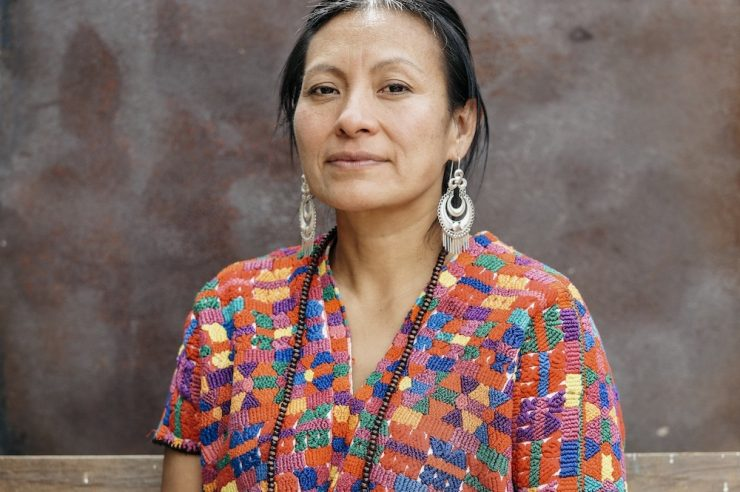 Image for Designs for life: the Guatemalan women fighting for rights to their textiles