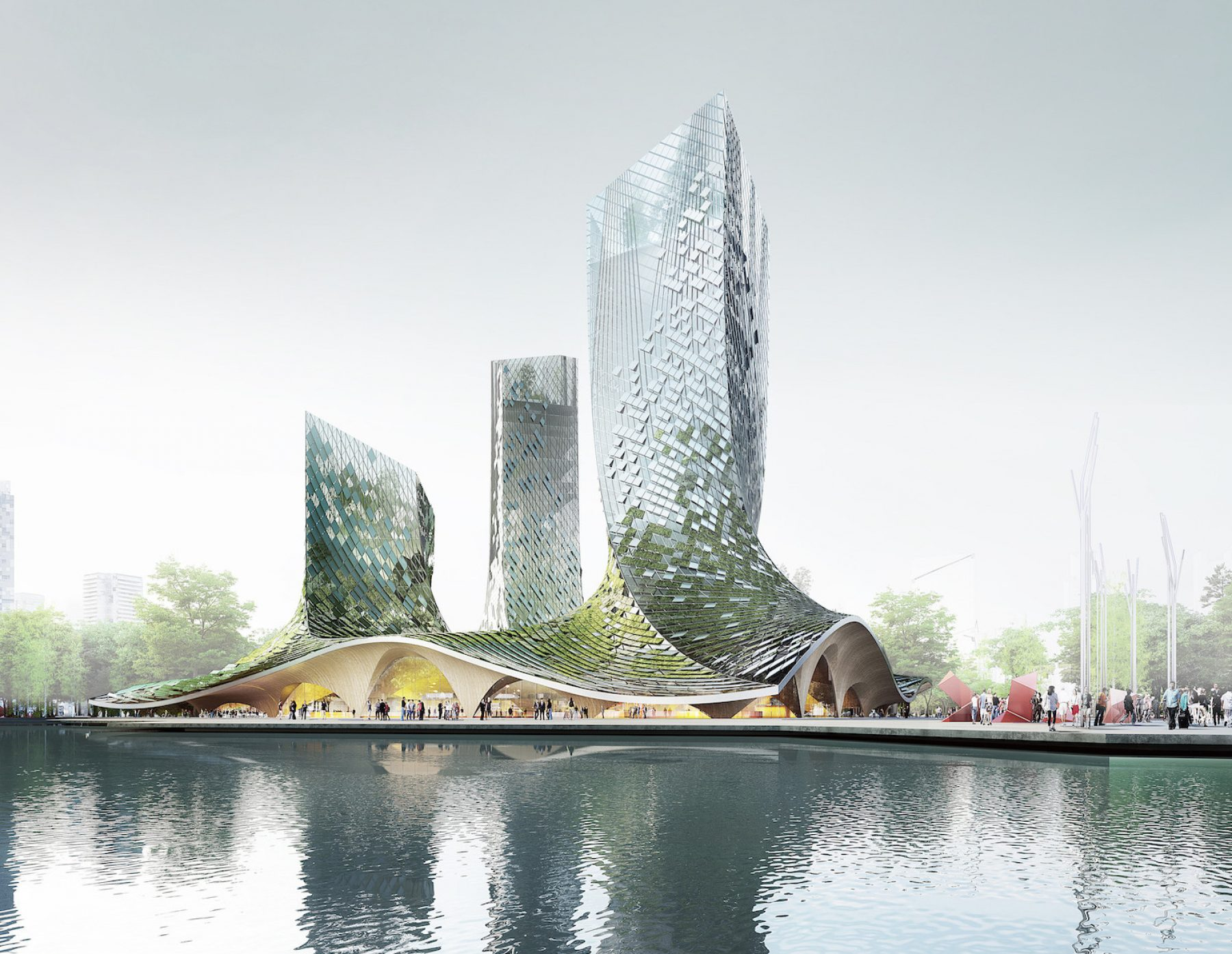 Image for Algae – the future of construction?