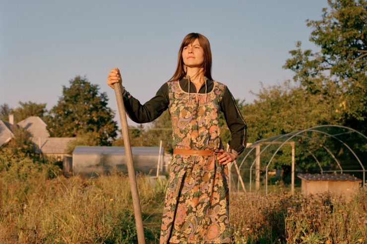 Image for The Slovakian market gardener who grows vegetables from around the world