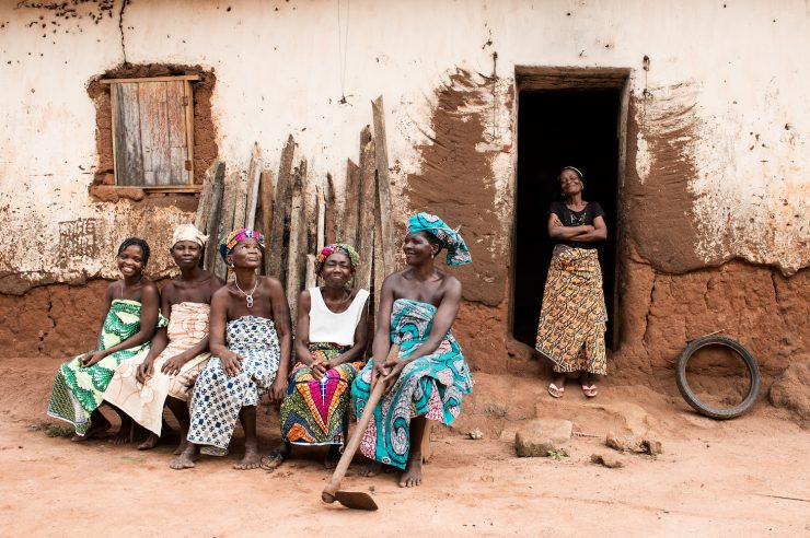 Image for The all-female farming co-operative in Benin