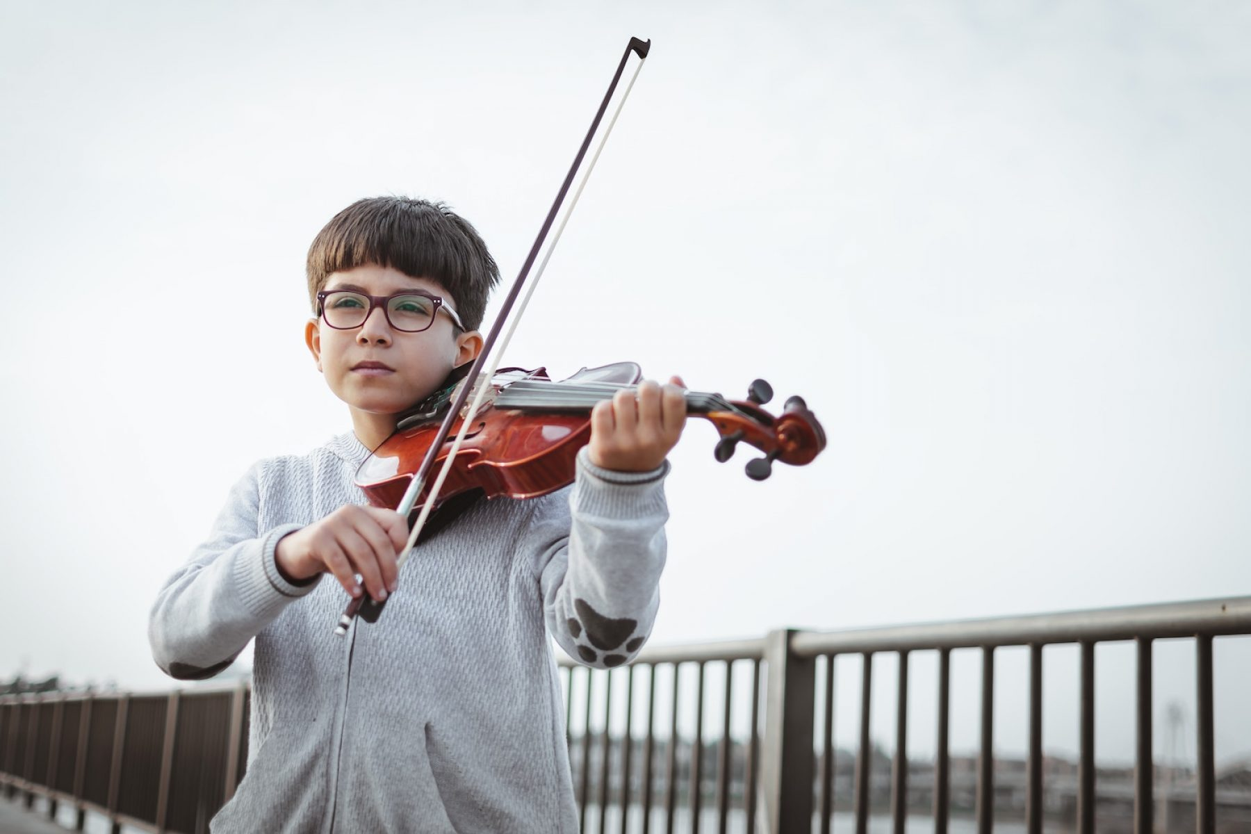 Image for Two-thirds of British children make music, study finds