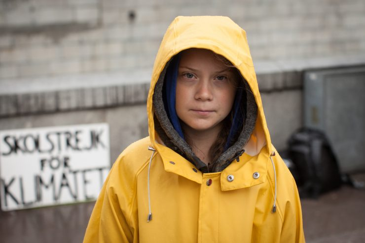 Image for The 16-year-old climate hero: five inspiring quotes by Greta Thunberg