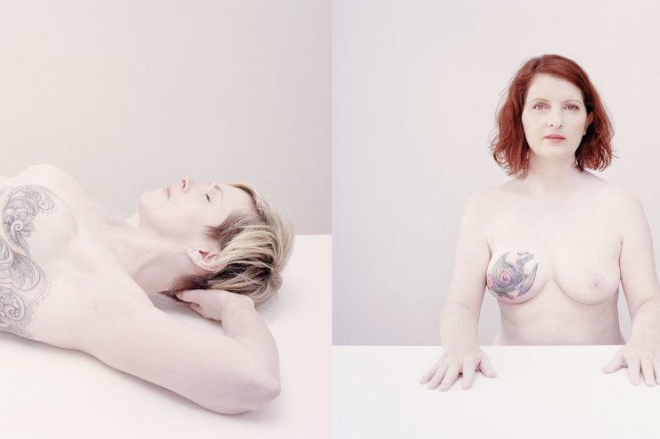 Image for Symbols of resilience: post-mastectomy tattoos