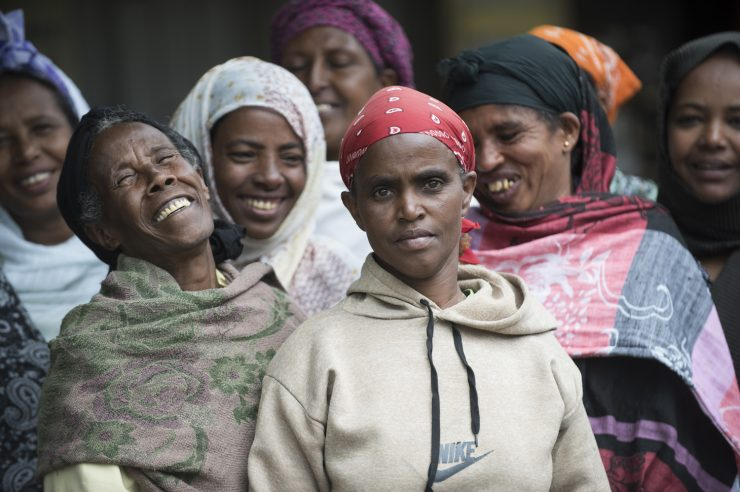 Image for Funding female entrepreneurs: the Ethiopian women who turned to each other when the banks said no