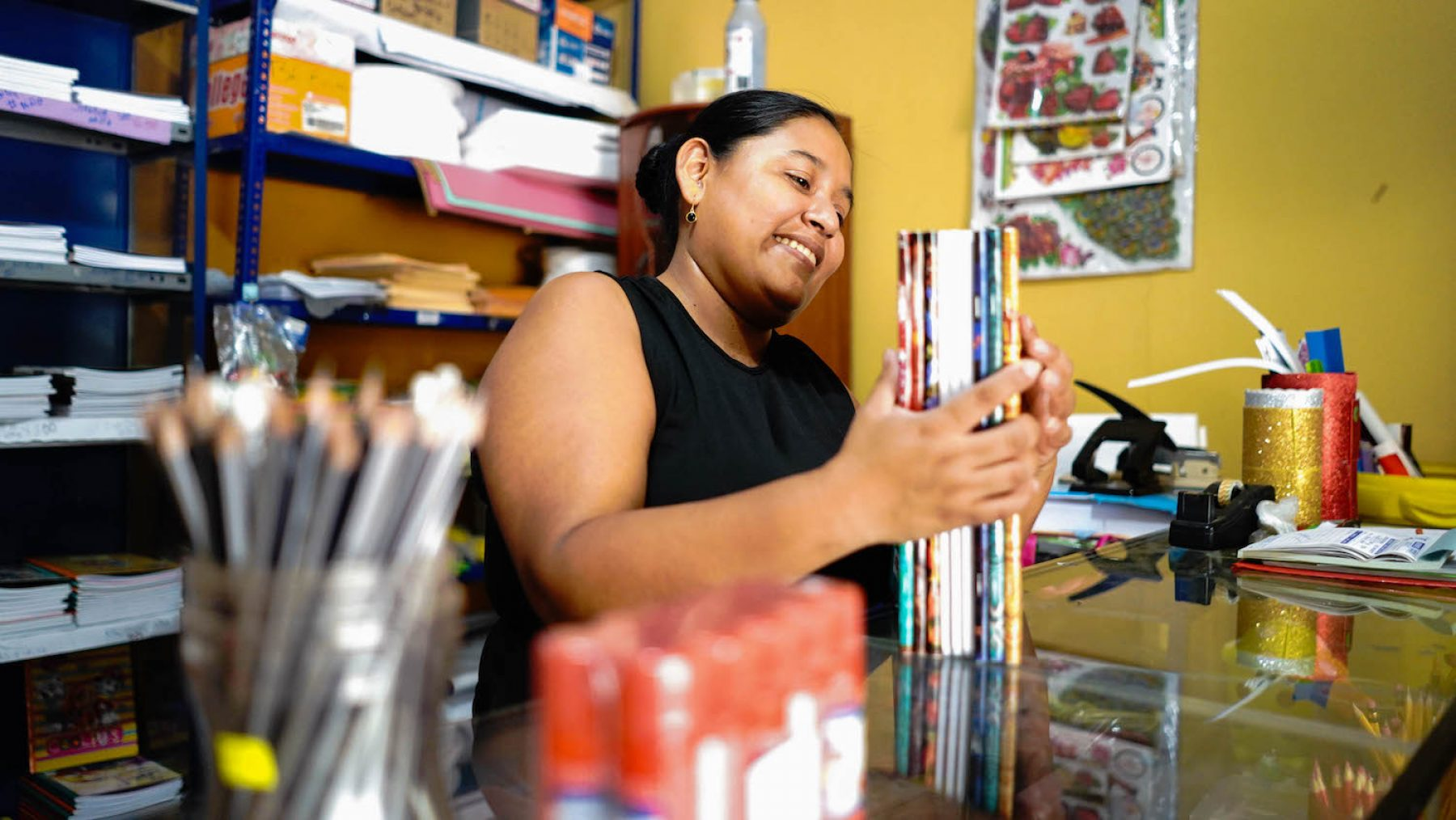 Image for Funding female entrepreneurs: the Peruvian businesswoman challenging a global financial sector that's stacked against women