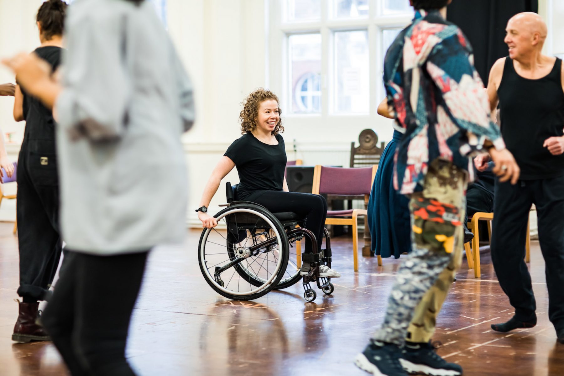 Image for Disabled actors to star in forthcoming RSC shows