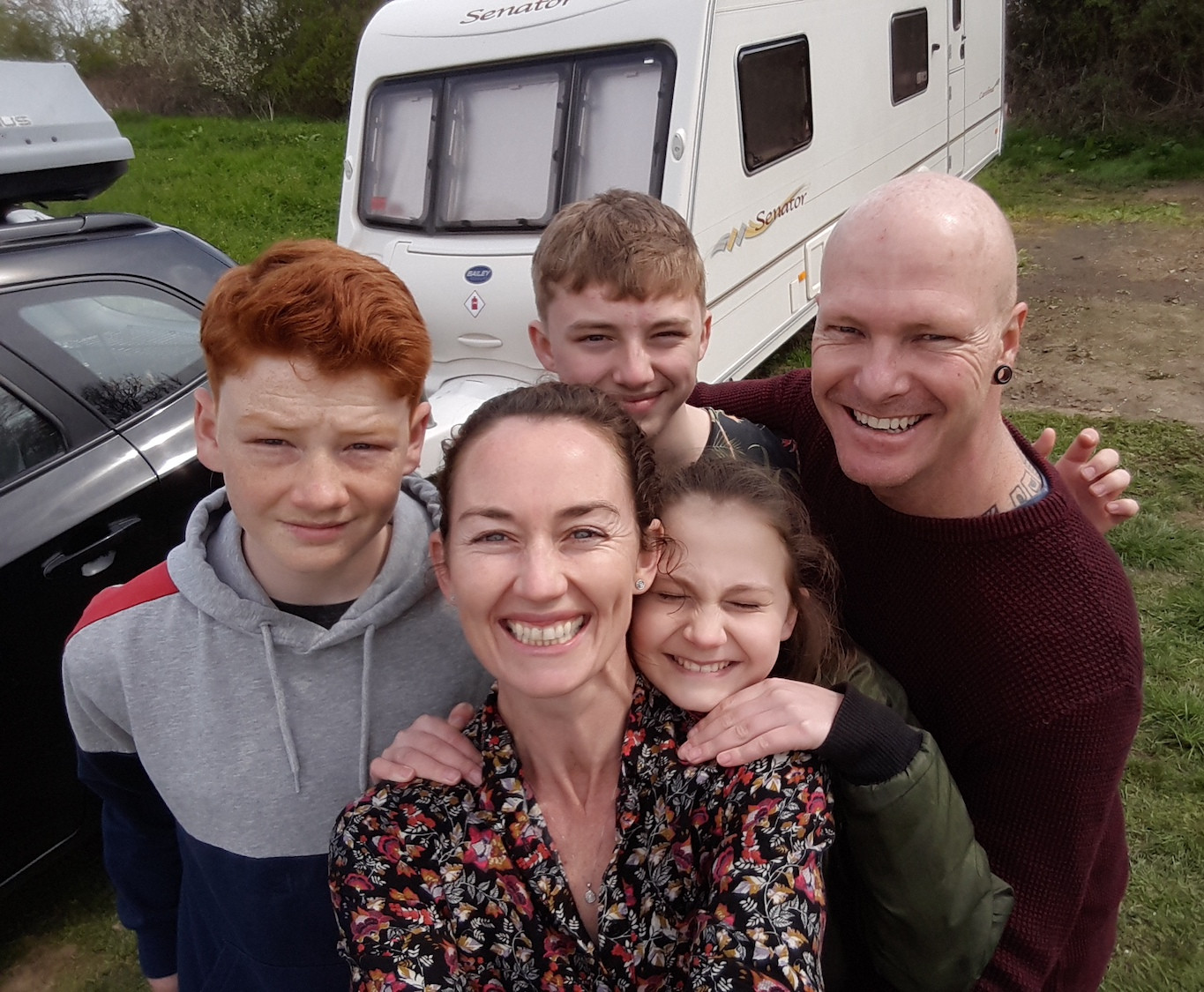 'Why I'm taking my family to volunteer around Europe for a year'