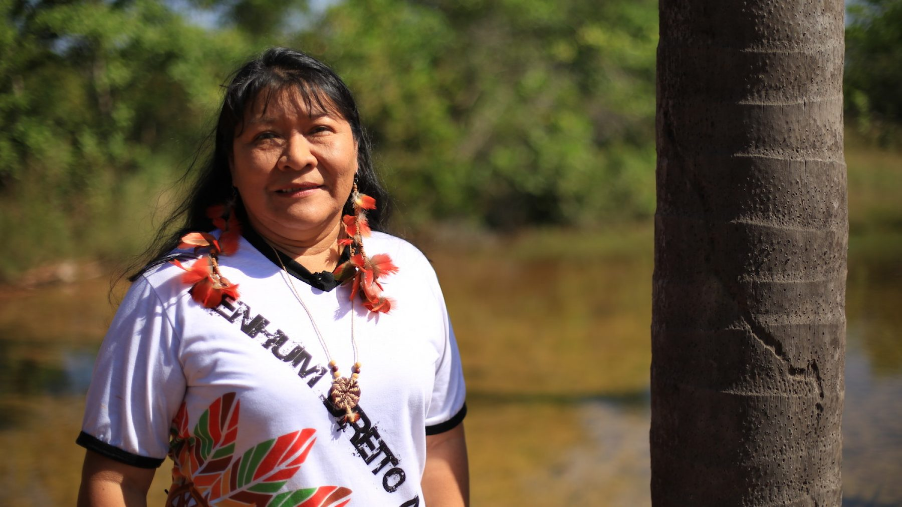 Image for The indigenous Brazilian congresswoman who is standing up to Bolsonaro