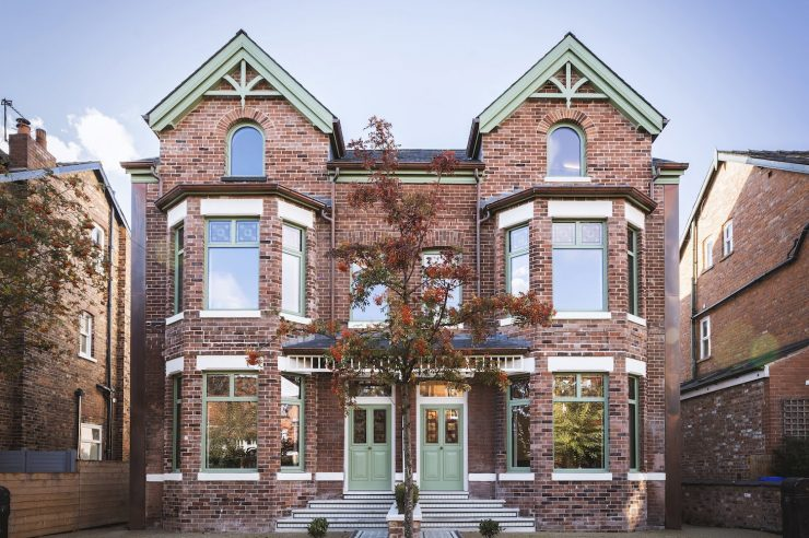 Image for Beyond retro: the Manchester townhouse that's packed with eco-innovations