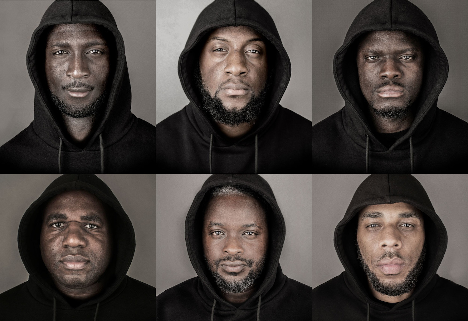 'I am not a stereotype'. The photo campaign that celebrates black men