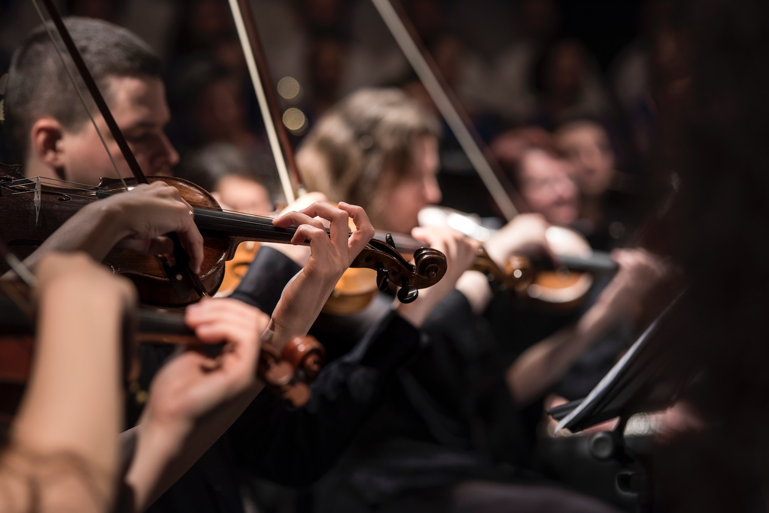 Swedish orchestra says 'nej' to flown-in musicians