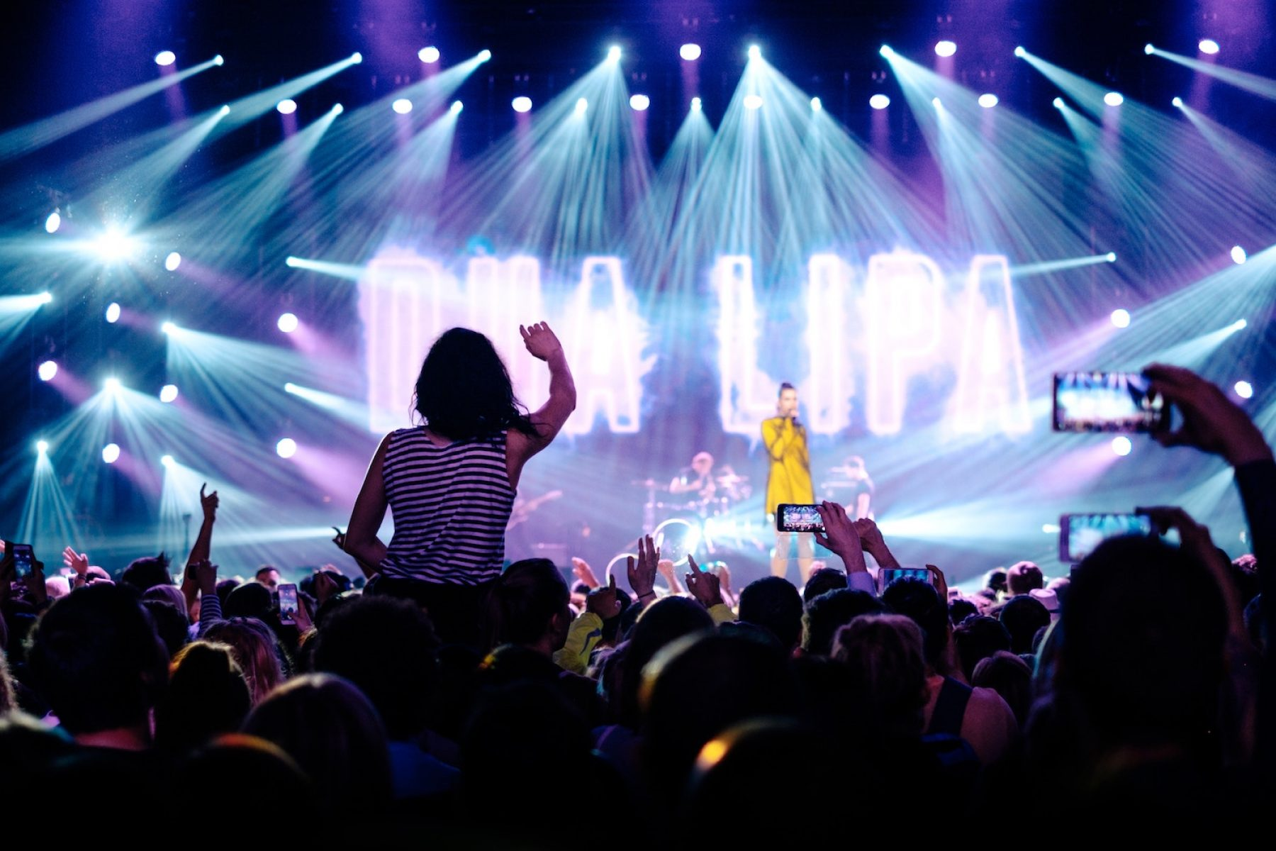 Image for Campaign for gender balance at music festivals to be extended after its success