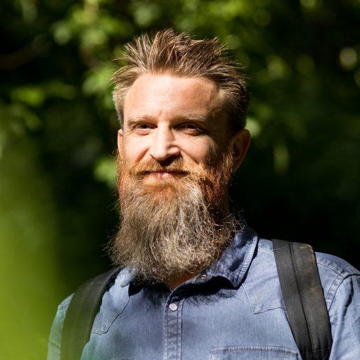 Daniel Raven-Ellison wants people to walk more