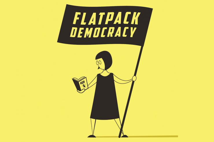 Image for Revolution in Frome: Flatpack Democracy
