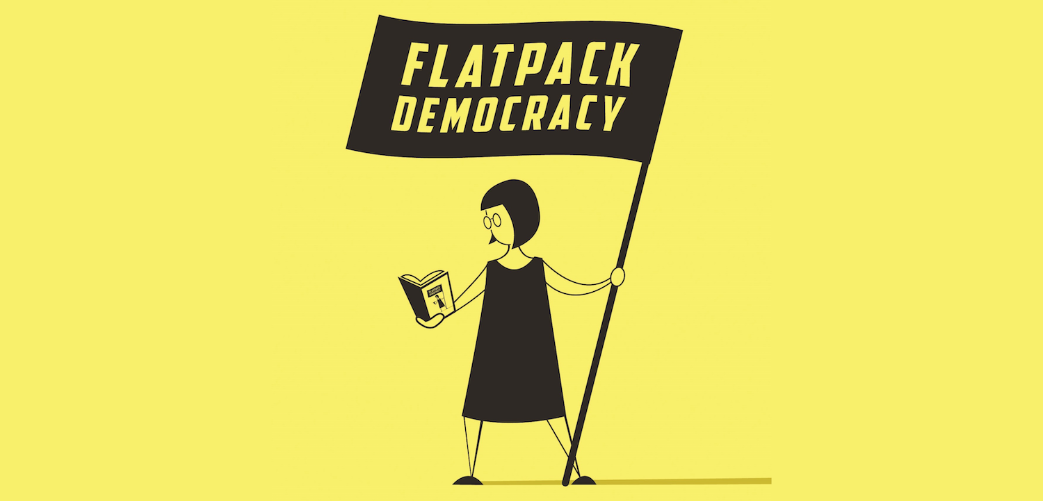Revolution in Frome: Flatpack Democracy