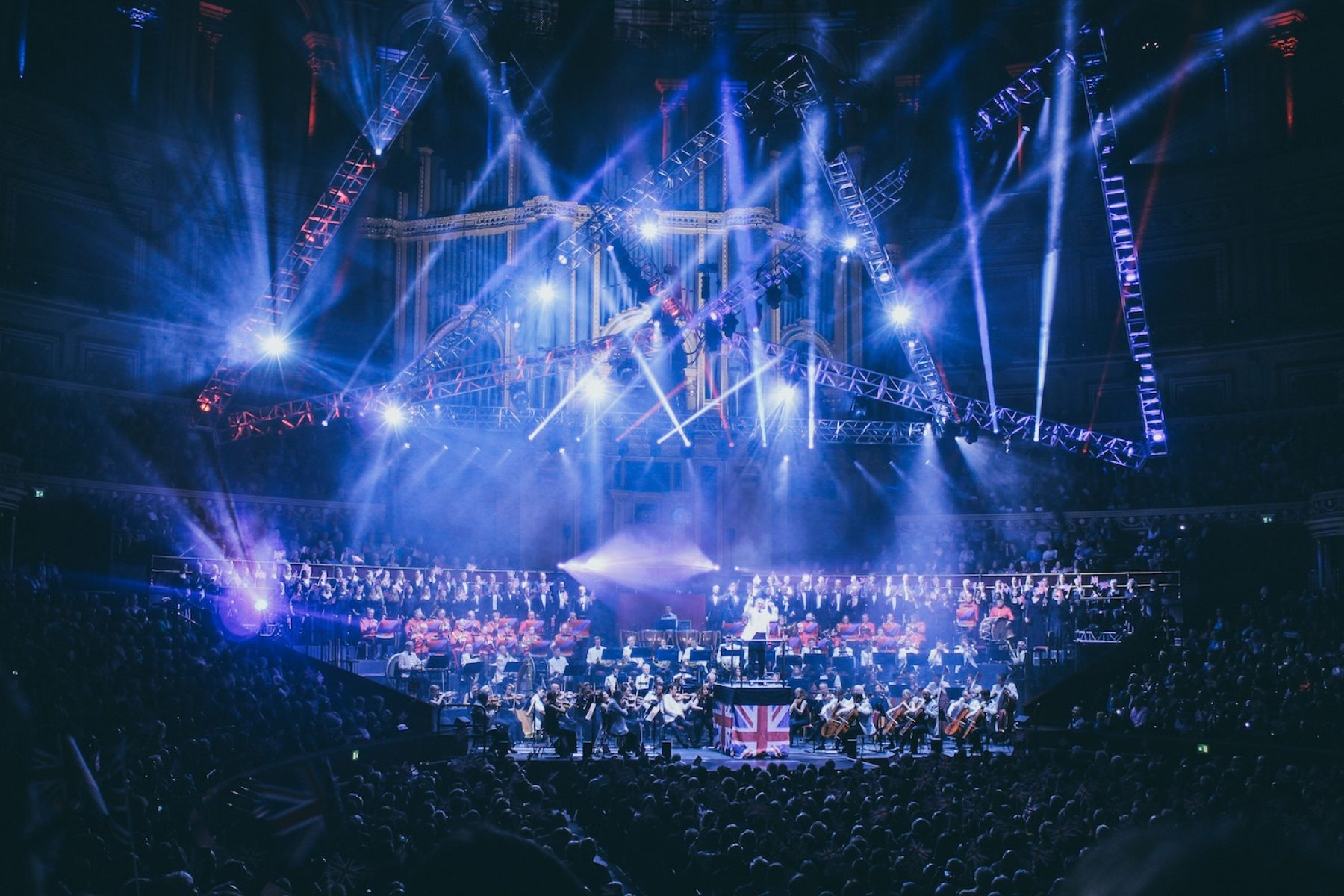 Image for Royal Albert Hall to host 'calming and nourishing' meditative prom