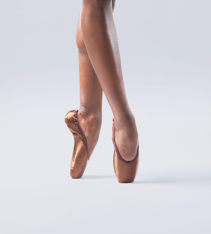 Black ballerinas finally get shoes to