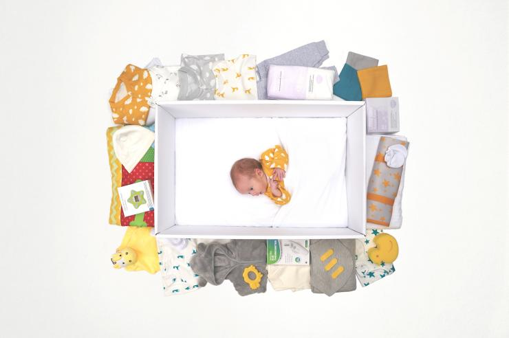 Image for From boxes for newborns to ending period poverty: five forward-thinking actions by Scotland