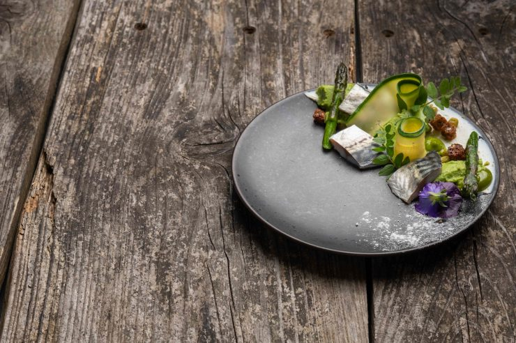Image for Inside the UK's sustainable dining movement