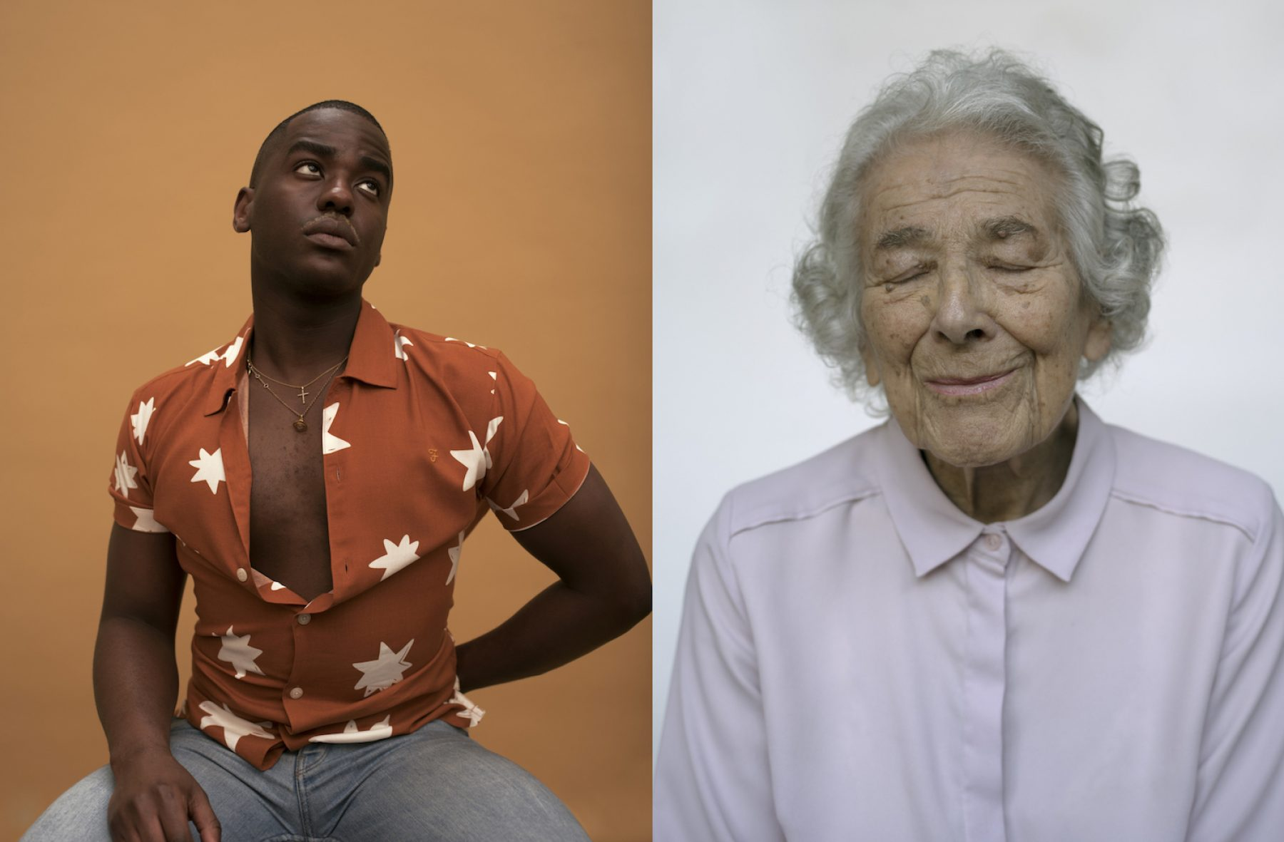 Image for Portrait series celebrates UK public figures with refugee heritage