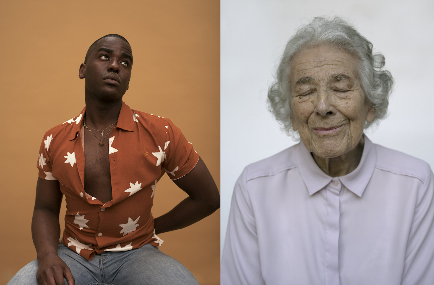 Portrait series celebrates UK public figures with refugee heritage