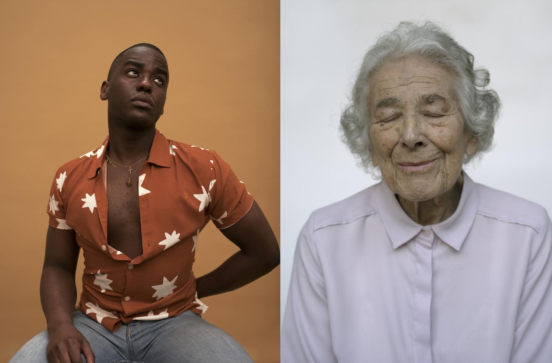 Portrait series celebrates UK public figures with refugee heritage