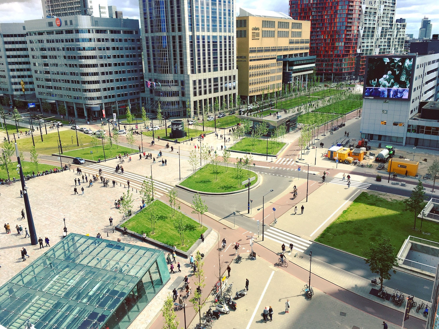 Rotterdam's circular economy to create 7,000 jobs - Positive News