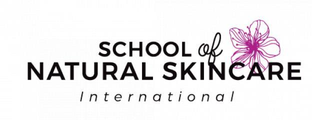 School of Natural Skincare Logo
