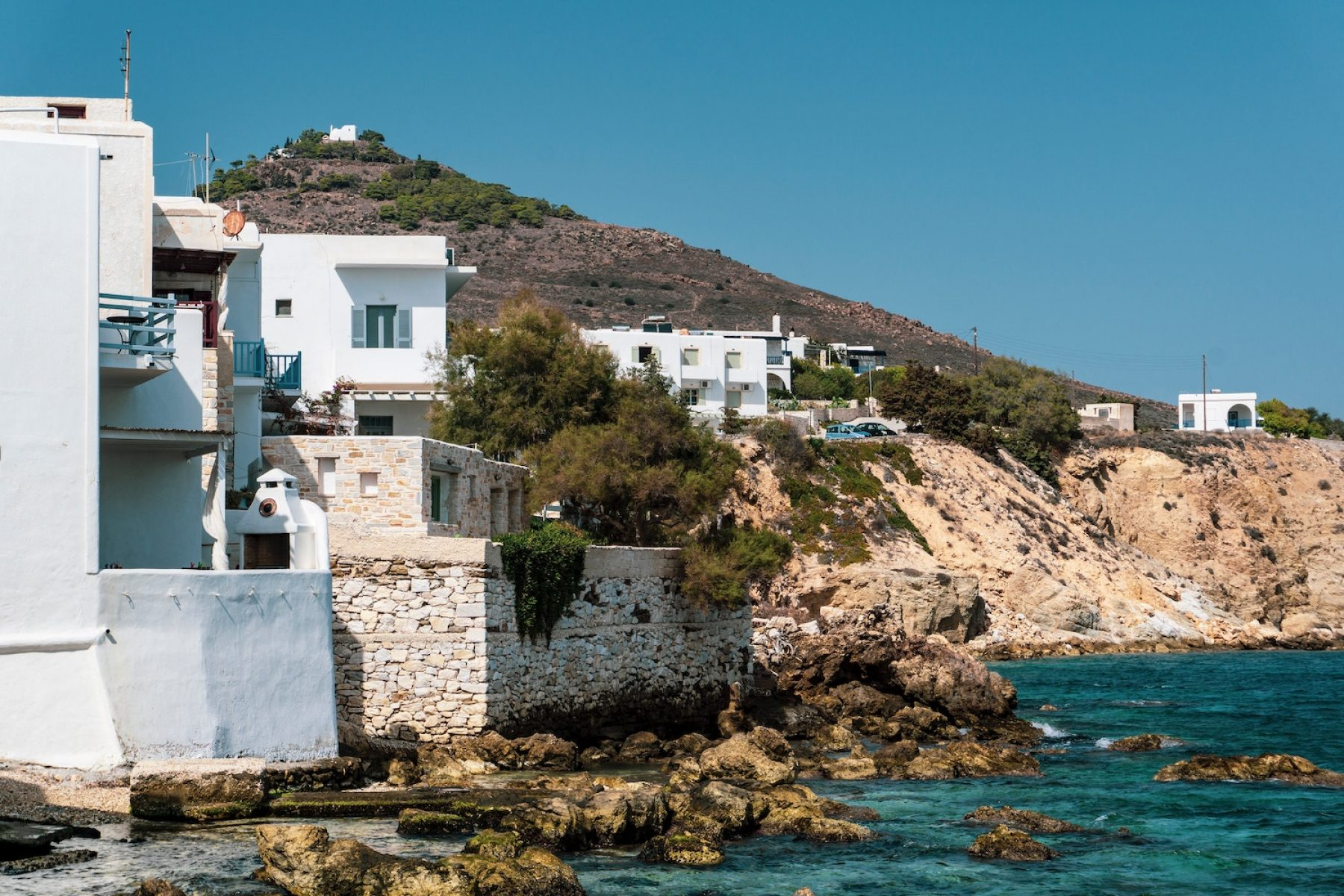 Image for Plastic-free paradise: The Greek island eliminating plastic waste in three years