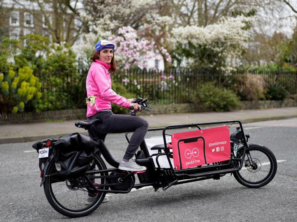 Good news - Cargo bikes are the fastest mode of transport in London