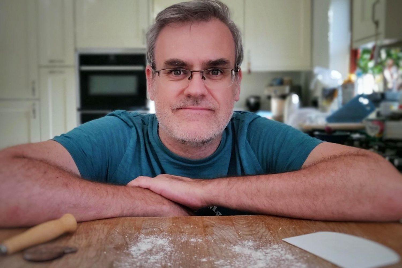 Home baker David Stubley