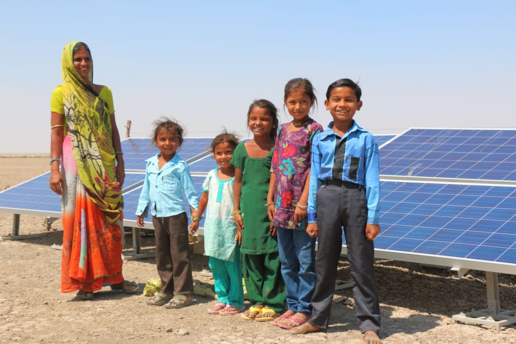 Image for 'Hugely welcome': Indian solar scheme a win for farmers and the environment