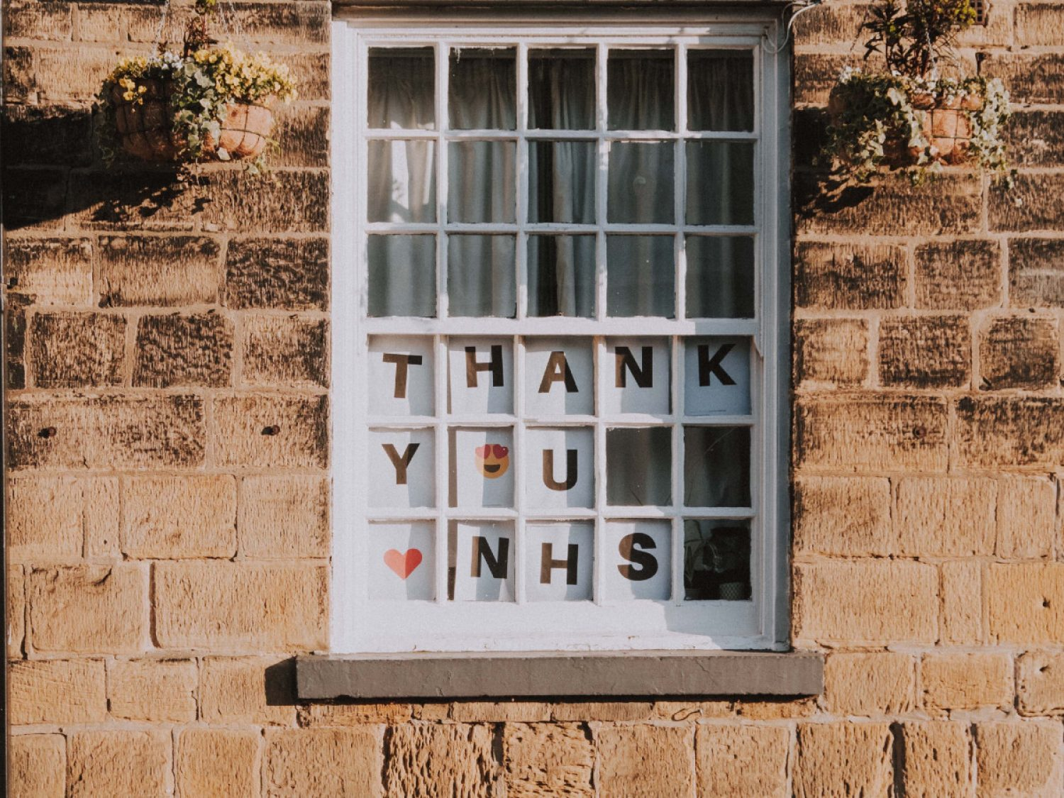 Thank you NHS 2