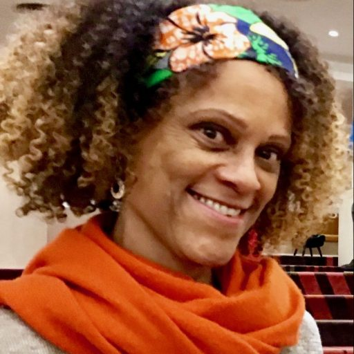 Award-winning author Bernardine Evaristo became the first black British women to top the UK's fiction charts