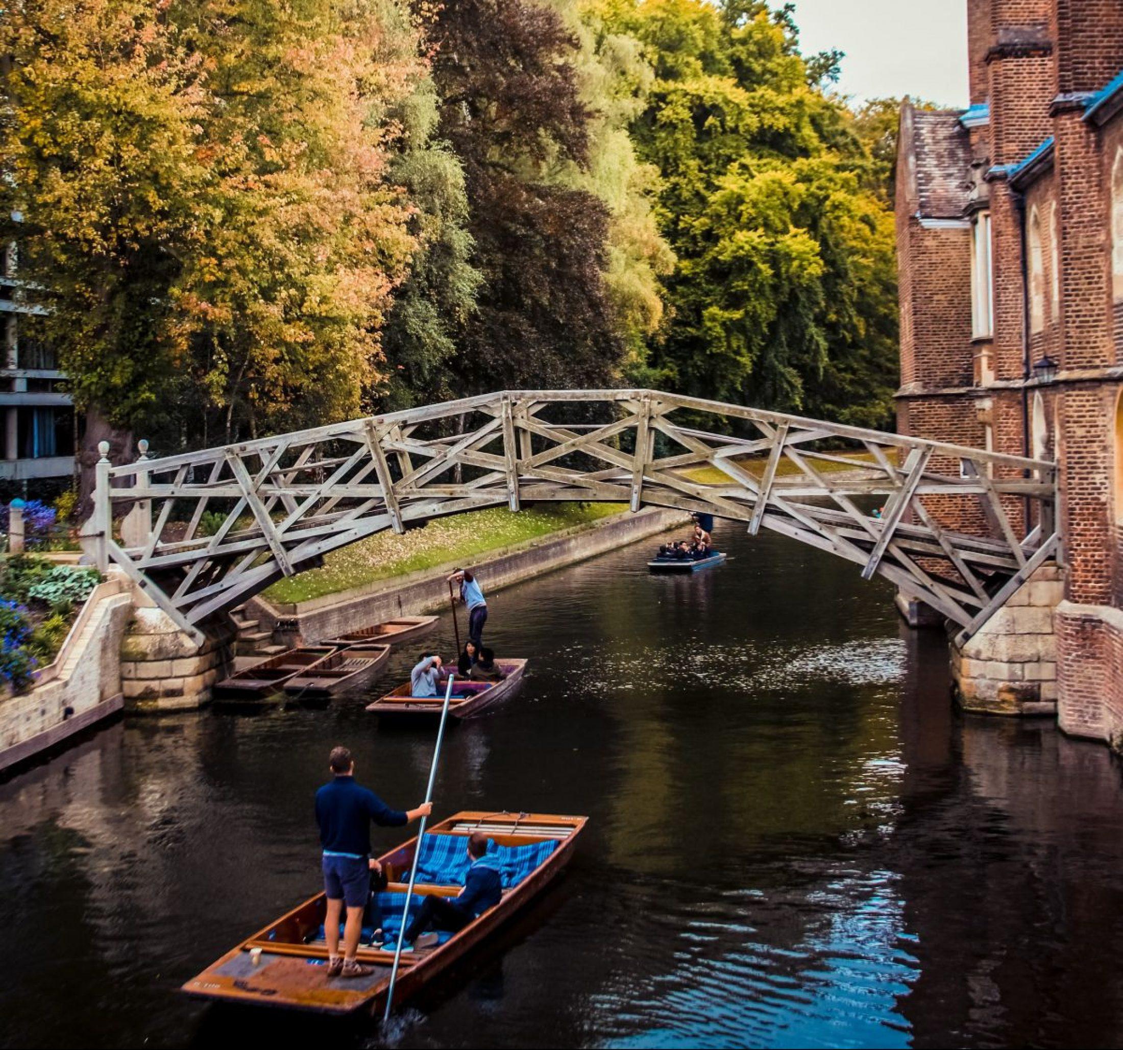 Laut einem Bericht ist Cambridge der ungleichste Ort in Großbritannien