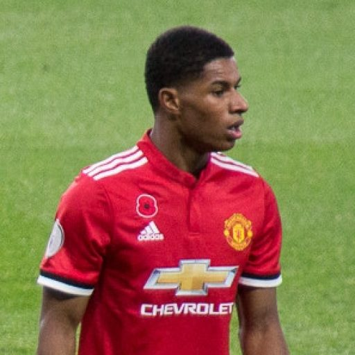 Marcus Rashford successfully campaigned the government to provide poor children with free meals over the summer